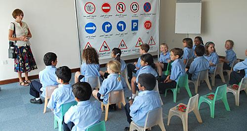 Безопасность на дороге для детей