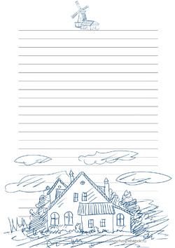 скачать красивые бланки для писем бесплатно - фото 9
