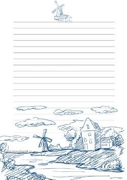 скачать красивые бланки для писем бесплатно - фото 6
