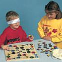 Игры с завязанными глазами