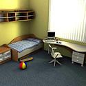 Детская комната для подростков