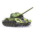 Т-34 (или тридцатьчетвёрка)
