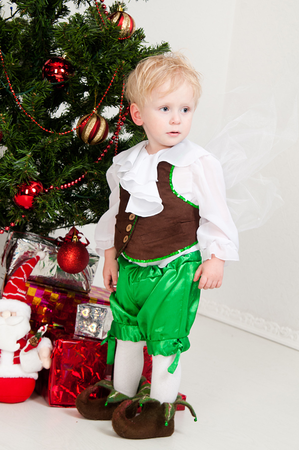 Детский костюм эльфа