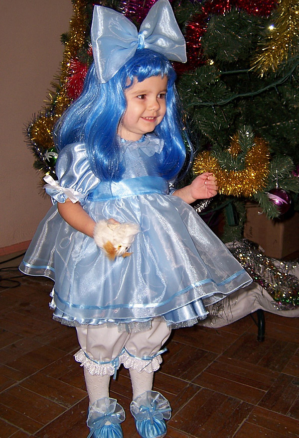 Фото детских костюмов на новый год своими руками