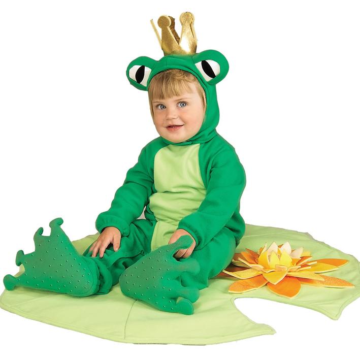 Новогодний костюм жаба