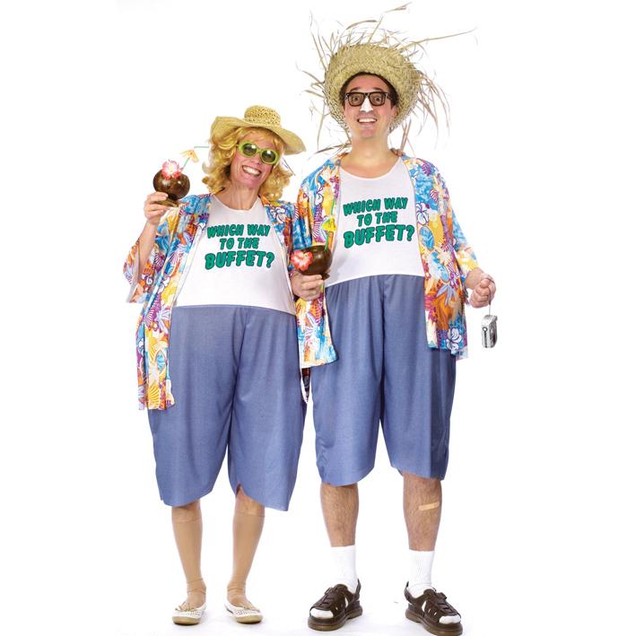 Юмористические костюмы своими руками