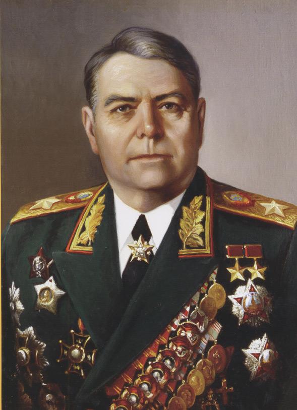 Маршалы Победы. Александр Михайлович Василевский