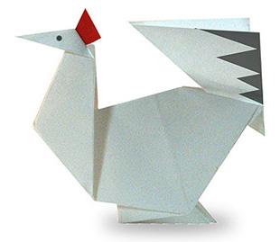 Модульное оригами торт схема сборки фото 851