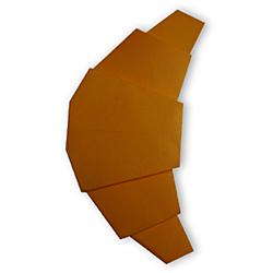 Оригами булка