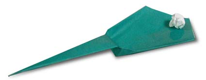 Оригами катапульта