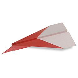 Модели самолетов из бумаги