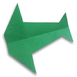 Оригами самолеты схемы