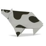 Оригами корова
