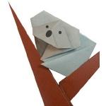 Оригами коала