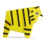 Оригами тигр