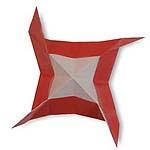 Оригами пропеллер