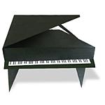 Оригами рояль