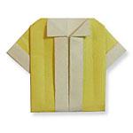 Оригами блузка