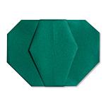 Оригами тыква