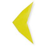 Оригами луна