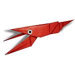 Оригами рак