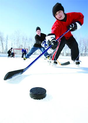 Стихи про хоккей, хоккеистов