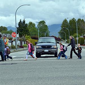 Правила дорожного движения детям в детском саду